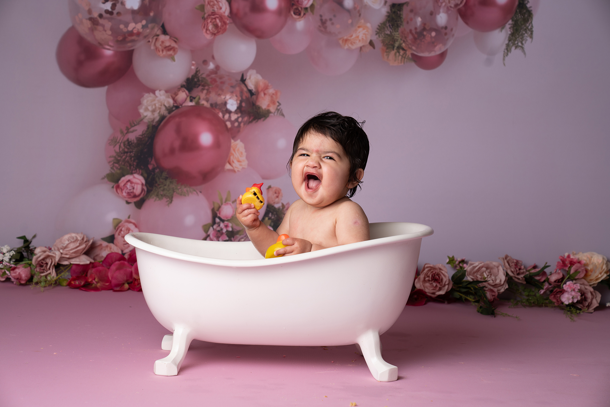 Cakesmash & Bathsplash